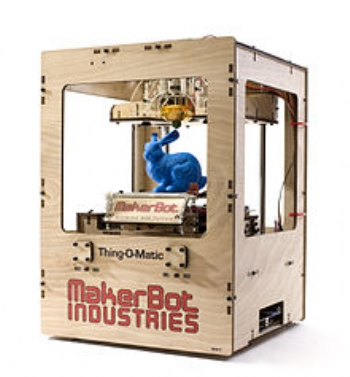 Maker Bot Repicator 2