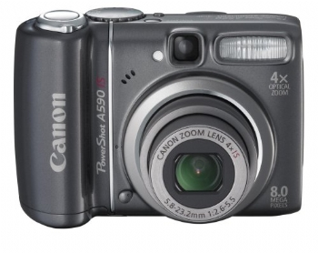 Canon A590 Is