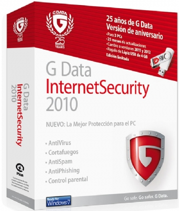 G Data İnternet Security