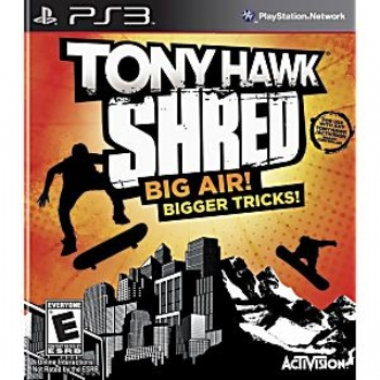 Tony Hawk/Shred/Kaykay Oyunu