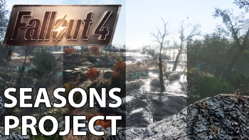 Fallout 4 Seasons Project