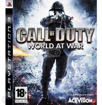 Call Of Duty World